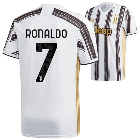 Adidas Juventus Turin Trikot RONALDO 2020/2021 Heim | BILD ...