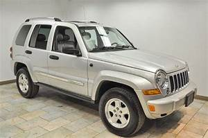 Find Used 2005 Jeep Liberty Limited Crd Diesel 4x4 Leather