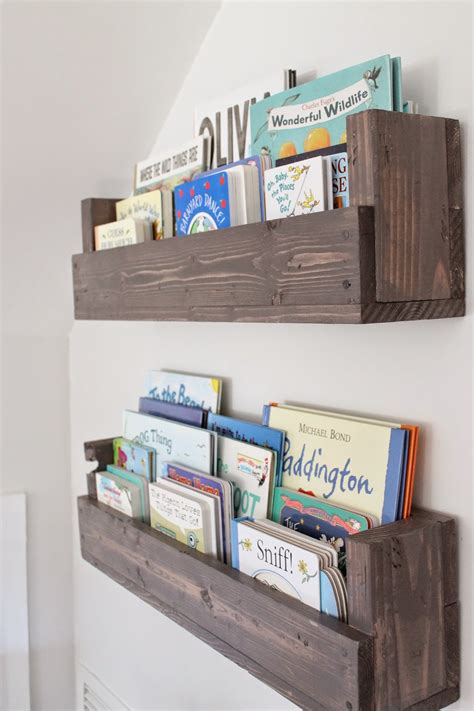 The Picket Fence Projects Babys Book Nook