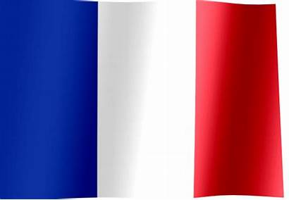 France Flag French Animated Waving Republic Frankreich