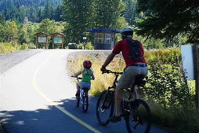 Trail Bike Valley Whistler Cycling Golf Course