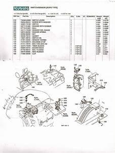 I Have A M6800 Kubota Am Having Trouble With Starter