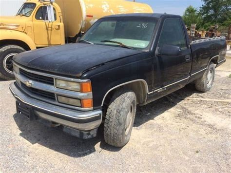 1996 Chevrolet Silverado Pickup For Sale 77 Used Cars From