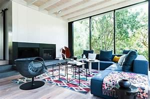 est ce que la decoration ethnique rime avec linterieur With tapis ethnique avec plaid recouvrir canapé