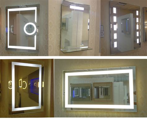 Infinity Bathroom Mirror Decorative Wall Mirror With Led