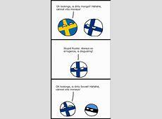Polandball » Polandball Comics » Finnish idiocy