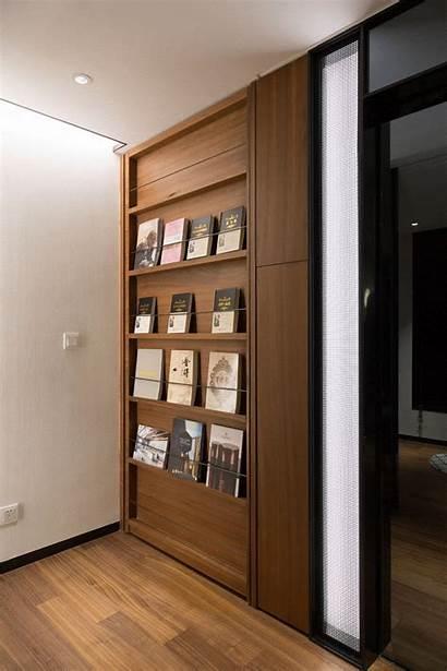 Bookshelf Bedroom Door Secret Hidden Disguised Modern