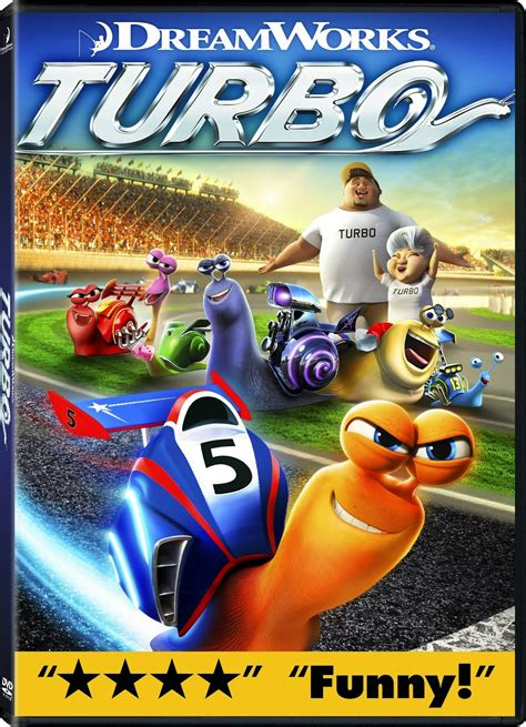 Free Download Turbo (2013) Bluray | Box Office Movies
