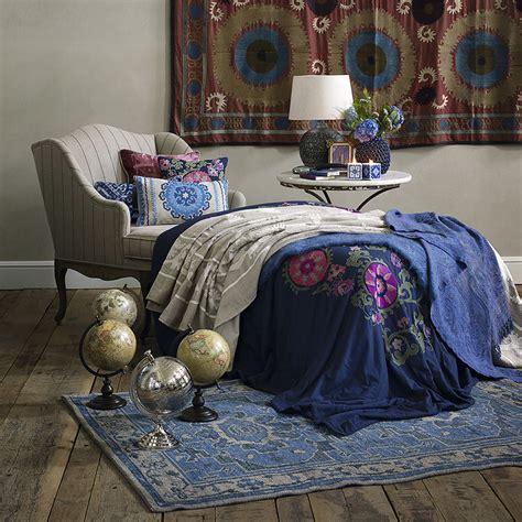 vintage bathroom design zara home s artisan style rugs cushions and throws