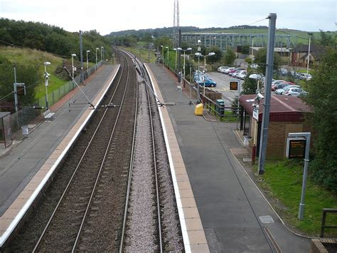 dalry railway station wikipedia