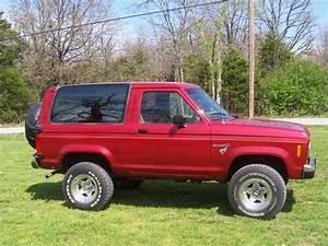 Enos50 1986 Ford Bronco Ii Specs  Photos  Modification