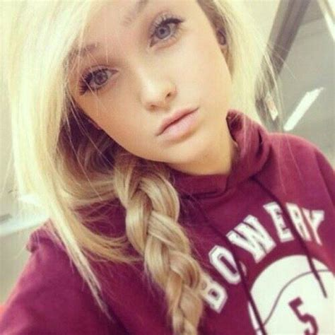 girlblueeyesteen blonde blue eyes cute girl hair