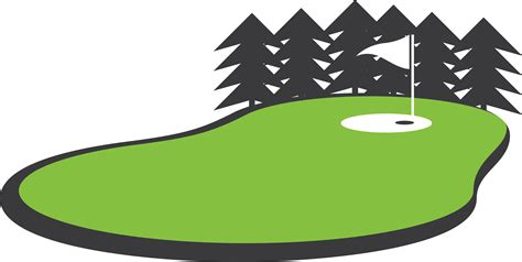 Golf Clip Greens Clipart Collection