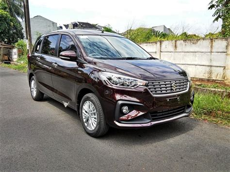 Review Suzuki Ertiga by Review Dan Test Drive Suzuki All New Ertiga Gx 2018