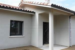 Porche Entrée Maison : le porche duentre mtre carr with porche maison moderne ~ Premium-room.com Idées de Décoration