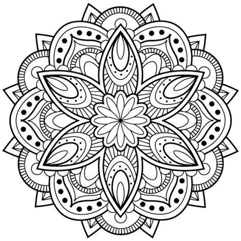 i mandala da colorare mandala significato e 15 disegni da colorare lecobottega it