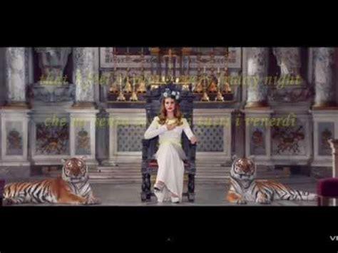 Testo E Traduzione Born To Die by Born To Die Lyrics Traduzione Italiano