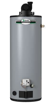 Natural Gas Hot Water Heaters  Ao Smith Signature Series