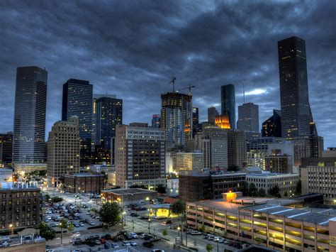 downtown houston wallpaper gallery