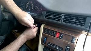Mercedes W202 C280 1996 Ignition Switch Wiring Diagram En