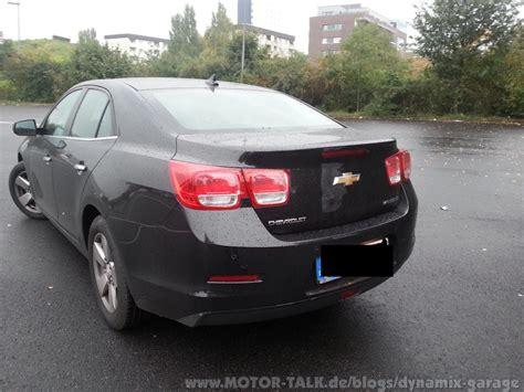 Peugeot Garage Goes by Dynamix Goes For A Ride Chevrolet Malibu Dynamix Garage