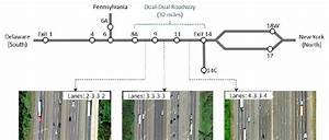 Nj Turnpike Schematic And Dual