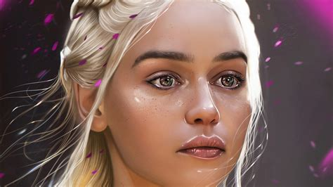khaleesi daenerys targaryen game  thrones  wallpapers