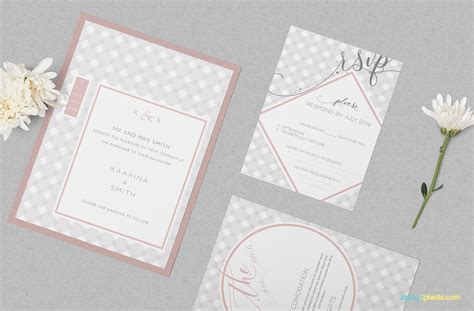 It'll be perfect for instagram or for presenting your wedding and other celebration stationery design in a shop. Wedding Invitation Card PSD Mockup Download Free - DesignHooks