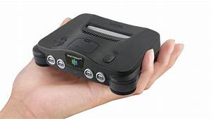 Nintendo, May, Be, Developing, An, N64, Classic, Mini, Console