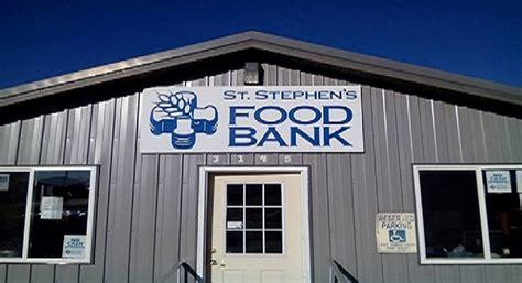 St. Stephens Food Bank