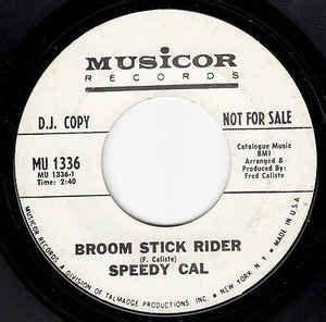 Speedy Cal   Cynthia  1968  Vinyl