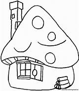Coloring Smurfs Printable Smurf Kolorowanki Cartoon Smerfy Kidsactivities Gr Clipart Ce Malvorlagen York Clip Mushroom Strumfovi Coloriage Library Sheets Smurfette sketch template