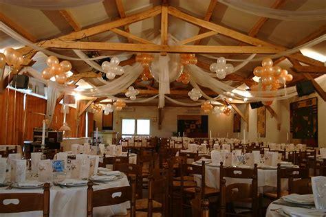 idee  photo decoration mariage deco ballon mariage