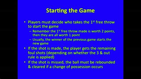 rules   basketball game west los angeles ucla