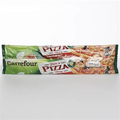 test carrefour p 226 te 224 pizza et ronde ufc que choisir