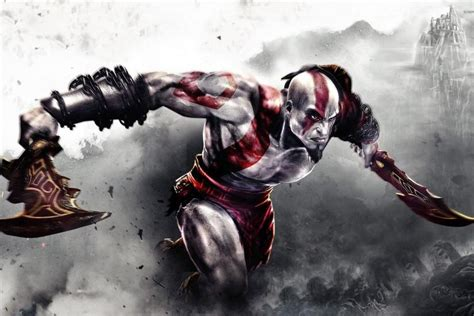 God Of War Hd Wallpaper For Mobile by God Of War Wallpaper 183 Free Hd Wallpapers