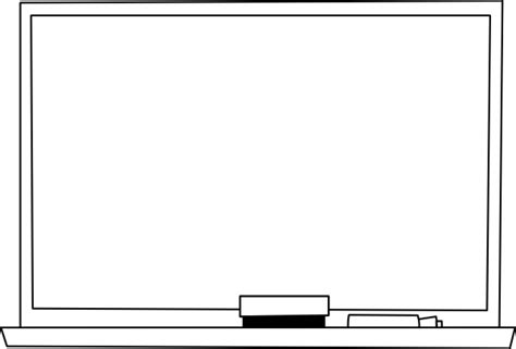 white board background clip art  clkercom vector clip
