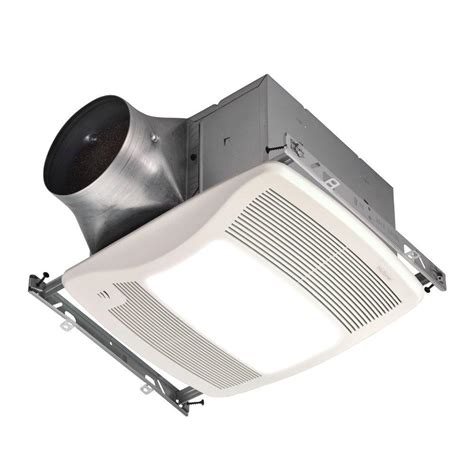 nutone light and exhaust fan nutone ultra green with humidity sensing 110 cfm ceiling