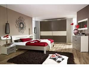 Chambre à Coucher Adulte : deco chambre coucher adulte moderne ~ Teatrodelosmanantiales.com Idées de Décoration