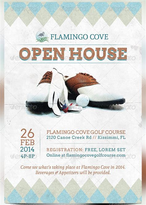 open house invitation examples templates