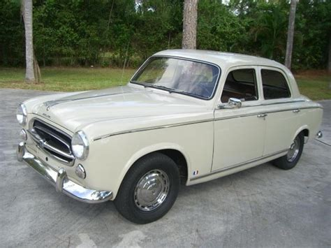 peugeot for sale uk 1960 peugeot 403 for sale classic cars for sale uk