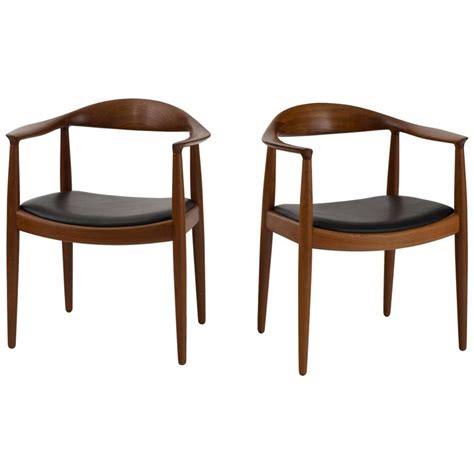 hans j wegner the chair for johannes hansen for sale at