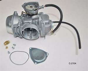 New Carb Compatible With Polaris Sportsman 500 Ho
