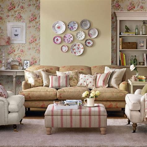 Beautiful Plans Vintage Style Living Room Designs For Hall