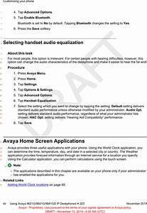 Avaya 9641gs Ip Deskphone User Manual Using Avaya 9621g