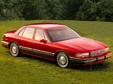 buick park avenue specs safety rating mpg carsdirect