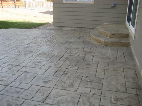 concrete patio denver image decorative concrete denver home decor takcop