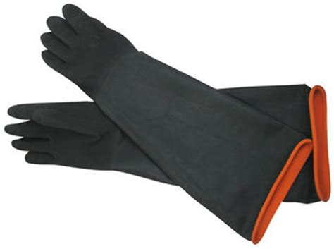 sandblasting gloves haw   kms tools