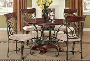 Metal Dining Room Set Marceladick com