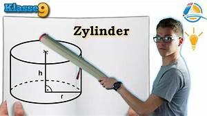 Zylinder Volumen Berechnen : zylinder volumen oberfl che berechnen klasse 9 wissen youtube ~ Themetempest.com Abrechnung